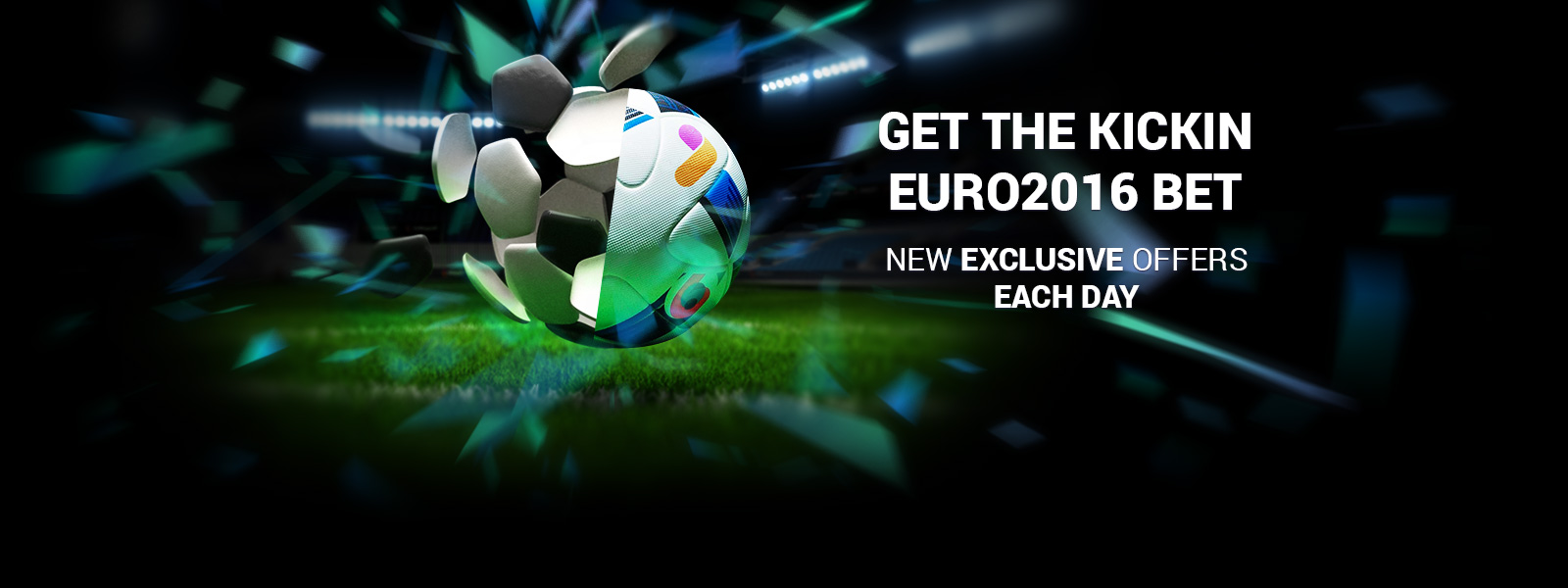 Get Kickin EURO 2016 Bets Each Day